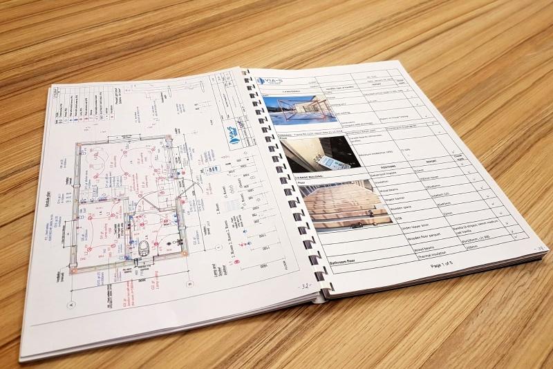 tehniska dokumentacija modulu majas